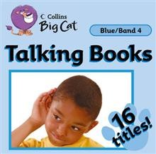 TALKING BOOKS: BAND  4- BIG CAT_Audio CD