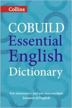 COLLINS COBUILD ESSENTIAL ENGLISH DICTIONARY **2nd Ed