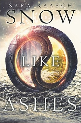 SNOW LIKE ASHES 1 - Harper Collins USA