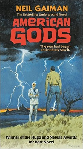 AMERICAN GODS - Harper Collins  **New Edition**