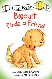 BISCUIT FINDS A FRIEND - MFICR
