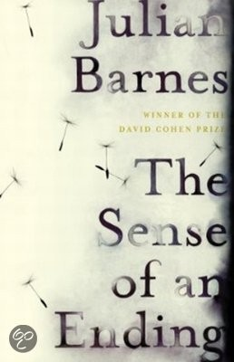 "SENSE OF AN ENDING,THE - Vintage ""WINNER OF MAN BOOKER 2011\"""