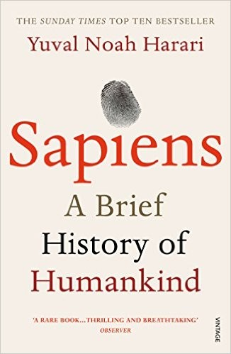 SAPIENS: A Brief History of Human Kind - Vintage UK