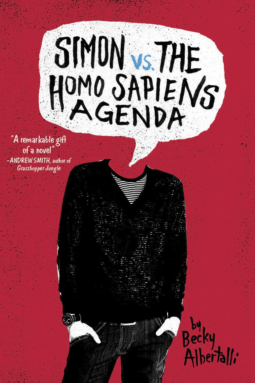 SIMON VS THE HOMO SAPIENS AGENDA - Penguin UK
