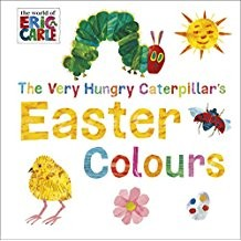 VERY HUNGRY CATERPILLAR\'S EASTER COLOURS,THE - Penguin UK