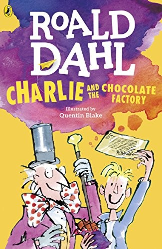 CHARLIE AND THE CHOCOLATE FACTORY - Puffin **N/E**