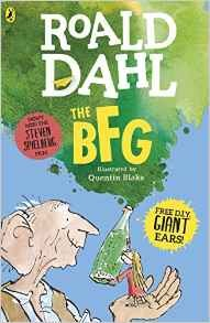 BFG,THE - Puffin  **New Edition**