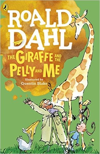 GIRAFFE AND THE PELLY AND ME - Young Puffin  *New Edition*