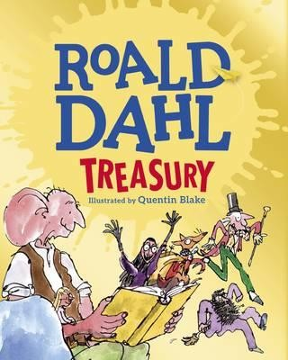 ROALD DAHL TREASURY - Puffin HB **New Edition**