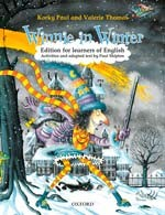 WINNIE IN WINTER- STORY BOOK & ACTIVITY  *Adapted Version*