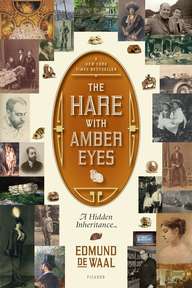 HARE WITH AMBER EYES,THE - Picador