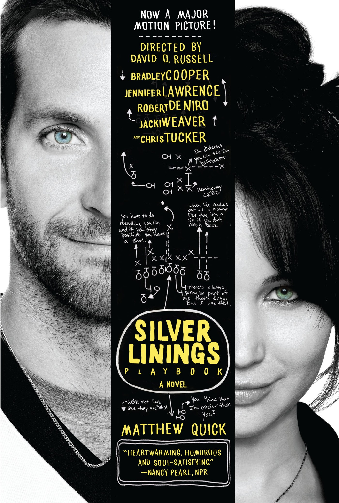 SILVER LININGS PLAYBOOK - Movie Tie-In