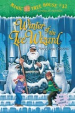 WINTER OF THE ICE WIZARD - Magic Tree House 32