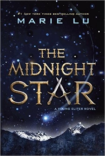 YOUNG ELITES,THE 3: THE MIDNIGHT STAR - Putnam Juvenile