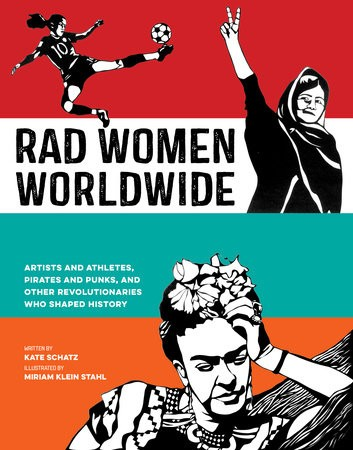 RAD WOMEN WORLDWIDE - Ten Speed Press