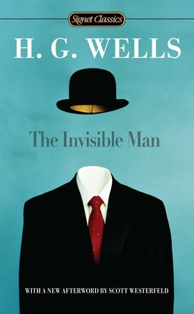 INVISIBLE MAN,THE - Signet
