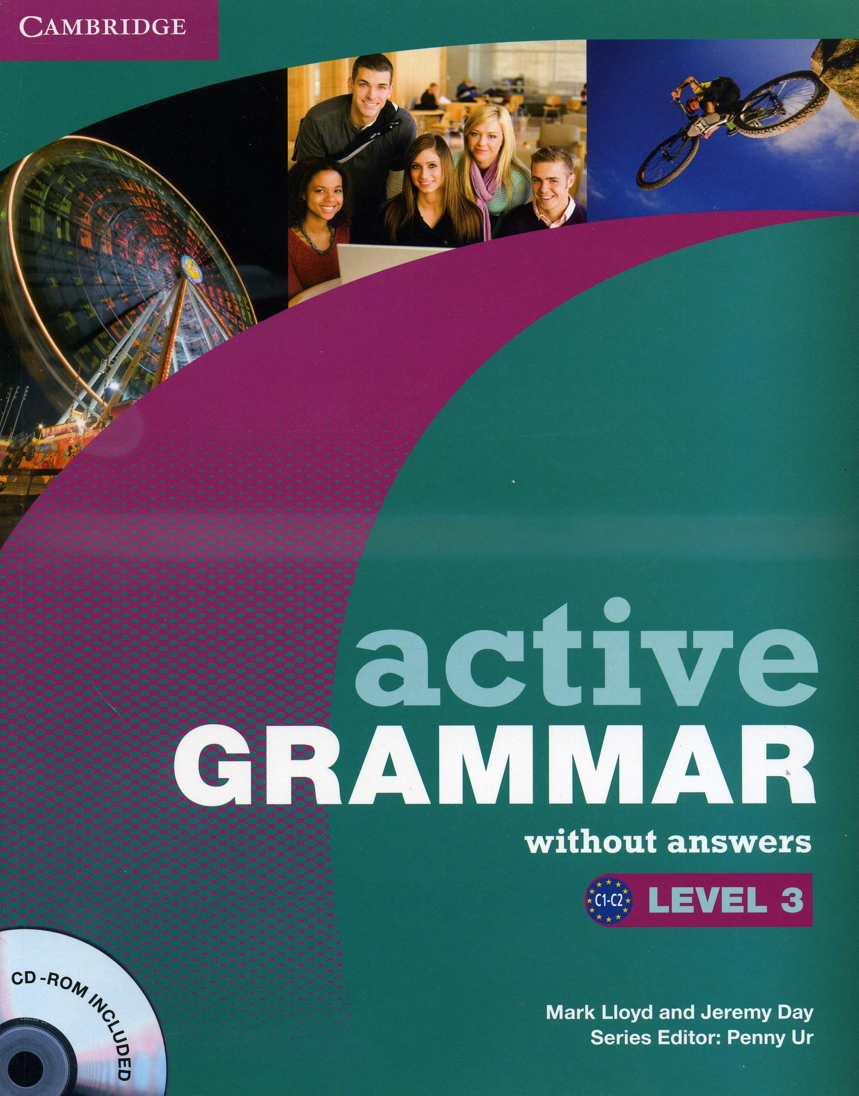 ACTIVE GRAMMAR 3 - STUDENT`S with CD-ROM