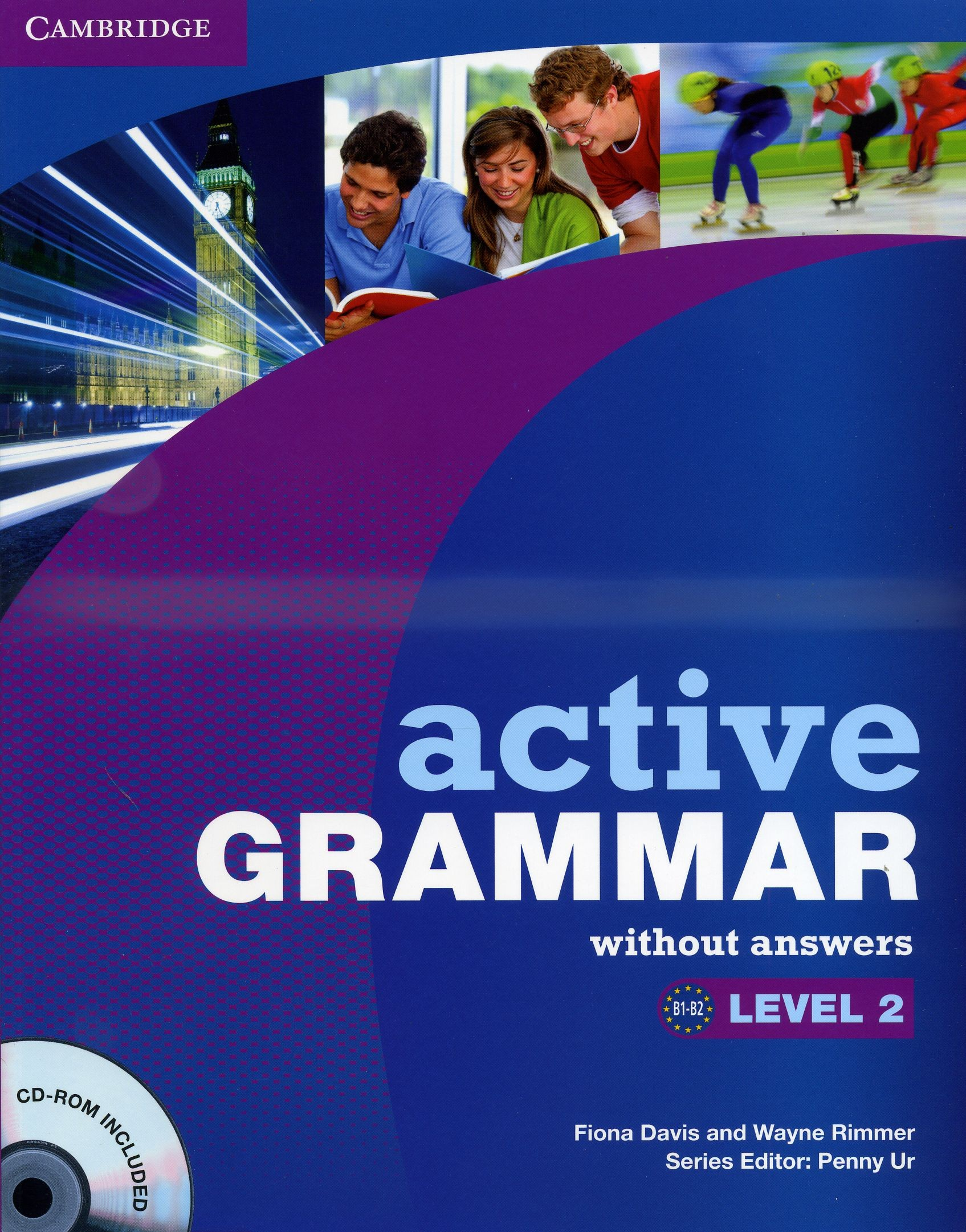 ACTIVE GRAMMAR 2 - STUDENT`S with CD-ROM