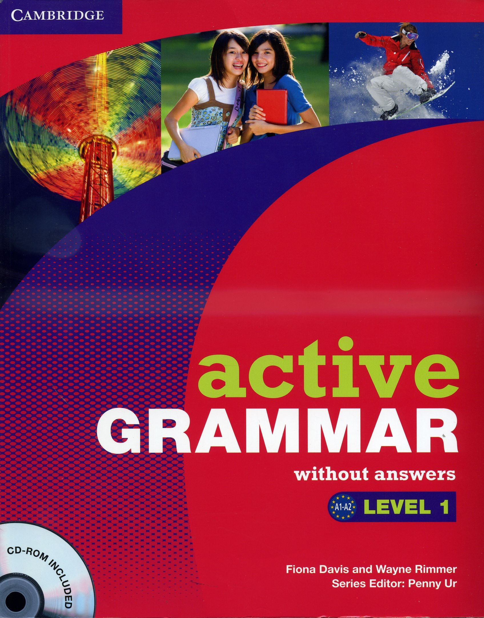 ACTIVE GRAMMAR 1 - STUDENT`S with CD-ROM