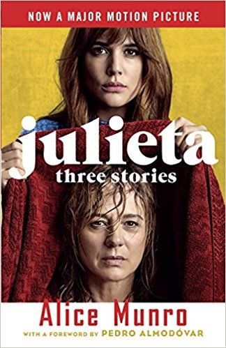 JULIETA: THREE STORIES - Vintage Movie Tie In