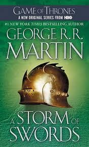 SONG OF ICE AND FIRE,A 3: A STORM OF SWORDS - Bantam