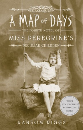 MISS PEREGRINE`S: A MAP OF DAYS  - Dutton Books