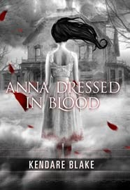 ANNA DRESSED IN BLOOD - St. Martin`s Press