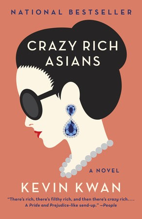 CRAZY RICH ASIANS - Knopf