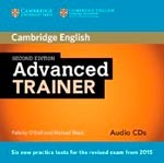 ADVANCED TRAINER _Audio CDs 2nd Edition