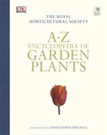 RHS ENCYCLOPEDIA A-Z OF GARDEN PLANTS - 3rd Edition