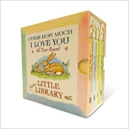 GUESS HOW MUCH I LOVE YOU: Mini Library - Walker