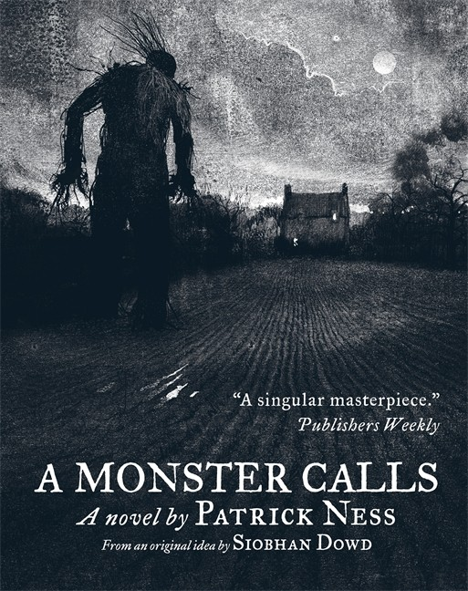 MONSTER CALLS,A - Illustrated Edition - Walker