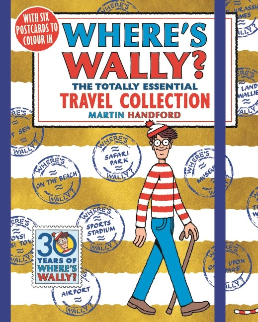 WHERE`S WALLY? TOTALLY ESSENTIAL TRAVEL COLLECTION **N/E**