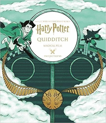 HARRY POTTER:MAGICAL FILM PROJECTIONS: QUIDDITCH