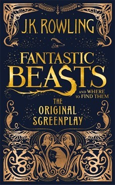 FANTASTIC BEASTS & WHERE TO FIND THEM: Screenplay -Little UK