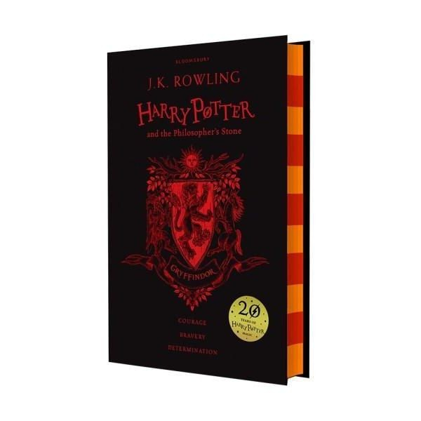 HARRY POTTER 1 - THE PHILOSOPHER`S STONE - Gryffindor