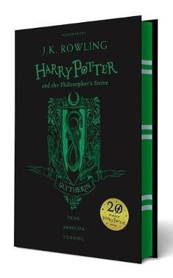 HARRY POTTER 1 - THE PHILOSOPHER`S STONE - Slytherin