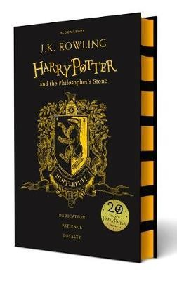 HARRY POTTER 1 - THE PHILOSOPHER`S STONE - Hufflepuff