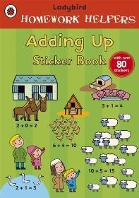 ADDING UP - Ladybird Homework Helpers
