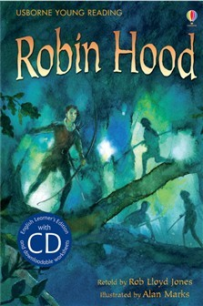 ROBIN HOOD - Usborne Young Reading 2 w/Audio CD