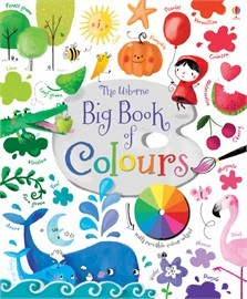 BIG BOOK OF COLOURS - Usborne