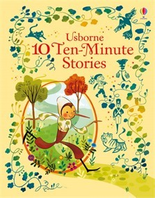 10 TEN-MINUTE STORIES - Usborne