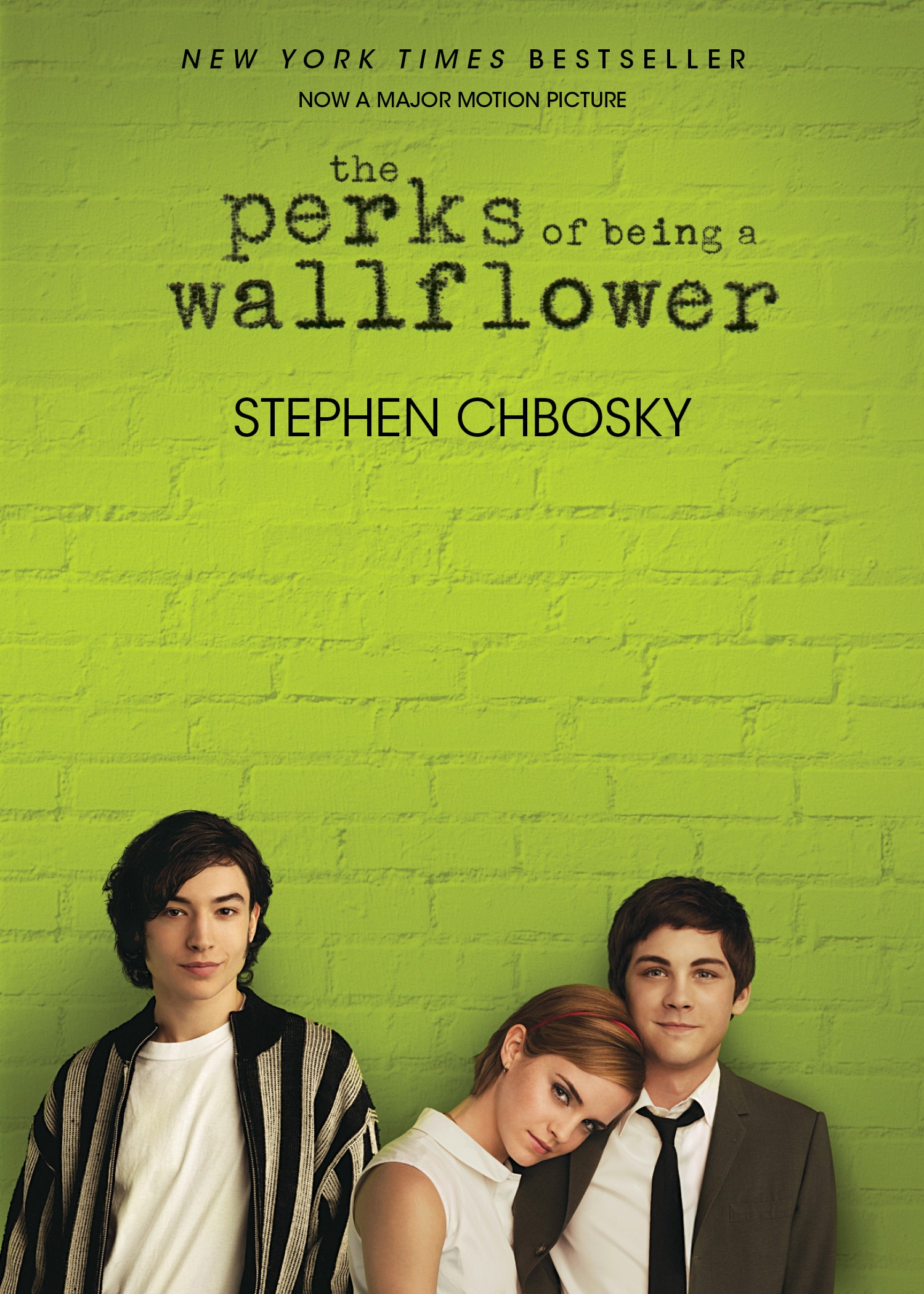 PERKS OF BEING A WALLFLOWER - Movie Tie-In