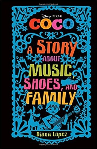 COCO: A STORY ABOUT MUSIC,SHOES, AND FAMILY - Disney