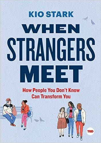 WHEN STRANGERS MEET - TED/Simon & Schuster