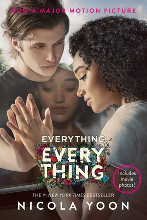 EVERYTHING, EVERYTHING - Ember  Movie Tie in