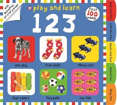 1 2 3 - Play and Learn