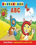 ABC BOOK and CD - Letterland