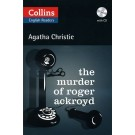 MURDER OF ROGER ACKROYD with CD - Collins English Readers