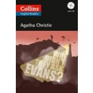 WHY DIDN T THEY ASK EVANS? with CD - Collins English Readers